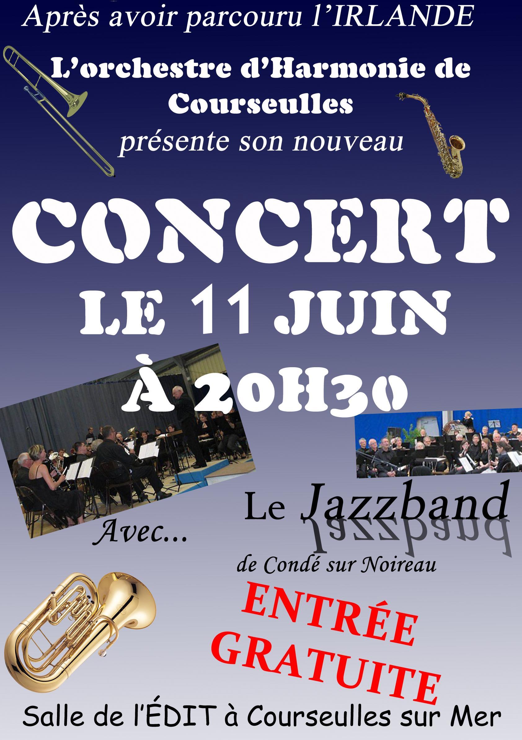 concert juin 2011